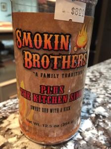 Smoking Brothers Kitchen Sink Rub